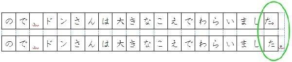 Cách sử dụng giấy viết luận văn tiếng Nhật - ảnh 2