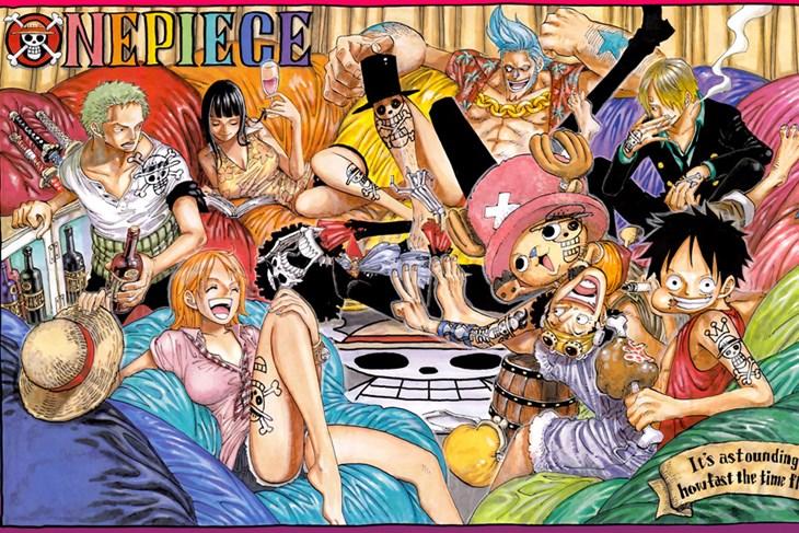 Manga và Anime Nhật Bản - ảnh 1