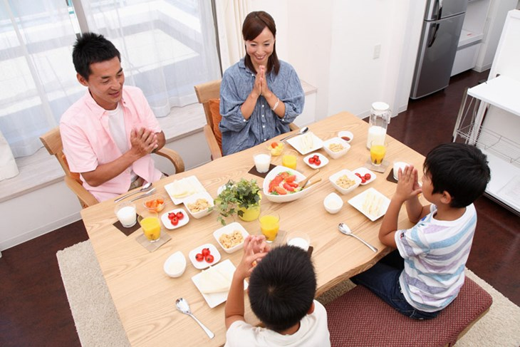 Nguyên tắc văn hóa trong cách ăn uống của người Nhật - ảnh 1