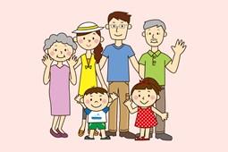 Từ vựng về gia đình (2)