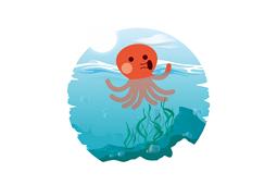 Từ vựng về sinh vật biển (1)