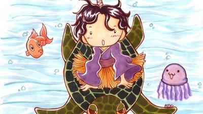 Urashima Tarou - Câu chuyện về chàng Urashima Tarou
