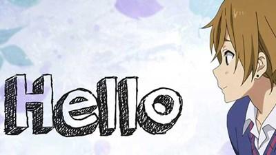 Hello, How are you - Xin chào, Cậu sao rồi