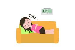 Từ vựng về chủ đề giấc ngủ