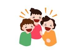 Các kiểu cười trong tiếng Nhật