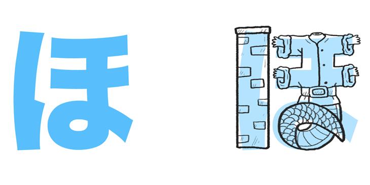Bảng chữ cái tiếng Nhật Hiragana, cách đọc, viết, học phát âm - ảnh 31