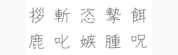 Chữ Kanji là gì ? tại sao phải học chữ Kanji khi học tiếng Nhật - ảnh 5