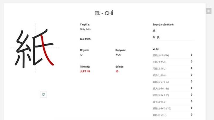 3 Website học tiếng Nhật tốt nhất dành cho người tự học tiếng Nhật - ảnh 6