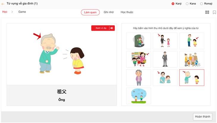 10 bộ từ vựng tiếng Nhật cơ bản - ảnh 3