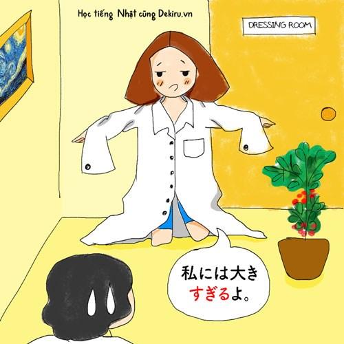 Ngữ pháp tiếng Nhật:Cách sử dụng của すぎる - ảnh 1