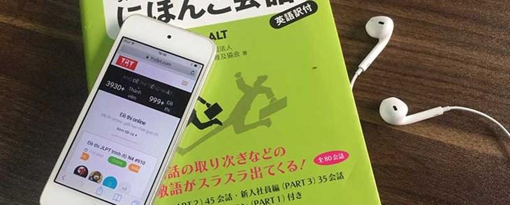 Học tiếng Nhật ở đâu