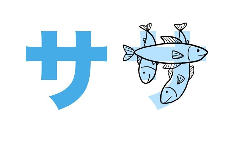 Bảng chữ cái tiếng Nhật Katakana, cách đọc, cách viết, phát âm... - ảnh 11