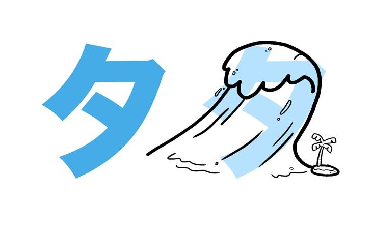 Bảng chữ cái tiếng Nhật Katakana, cách đọc, cách viết, phát âm... - ảnh 16