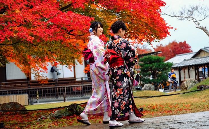 Học tiếng Nhật rồi vi vu Nhật Bản thì còn gì bằng