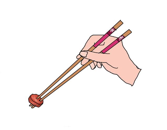 10 Điều cấm kỵ khi sử dụng đũa tại Nhật Bản 2