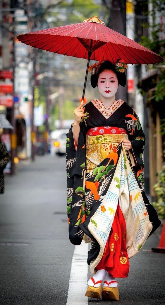 Những bí ẩn về Geisha - ảnh 1