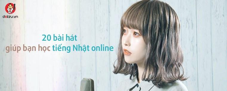 20 bài hát giúp bạn học tiếng Nhật trôi chảy và thành thạo
