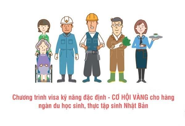Tổng quan về visa kỹ năng đặc định những điều bạn nên biết - ảnh 3