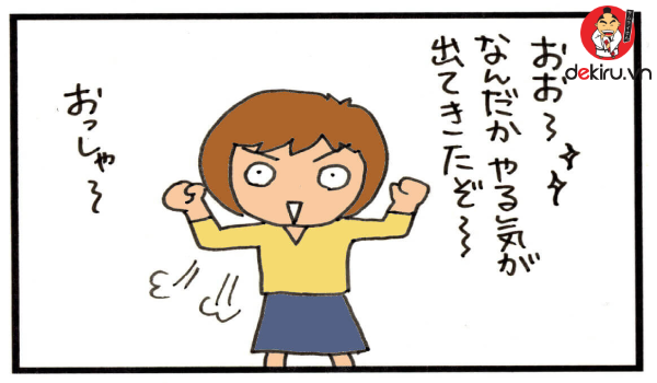 Tiếng Nhật có nhiều bảng chữ cái khác nhau