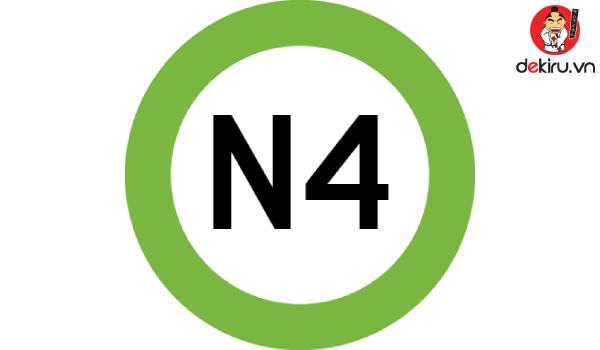 Đề thi JLPT N4 có 3 phần cơ bản