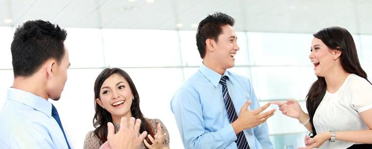Chào hỏi khi gặp lần đầu tiên trong tiếng Nhật giao tiếp hàng ngày
